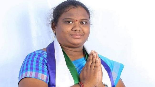 YSR Congress Party MP Goddeti Madhavi - Sakshi Post