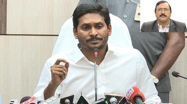 YSR Congress Party president and chief minister designate YS Jagan Mohan Reddy addressed the media at Delhi - Sakshi Post
