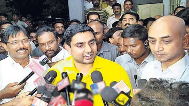 Three days after the results, Lokesh took to Twitter to address his fans and explain the reasons for his defeat. - Sakshi Post