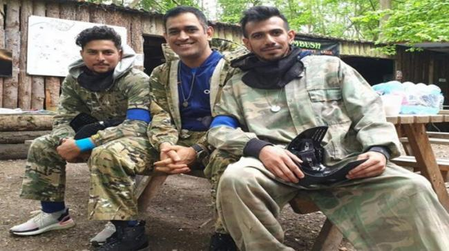 """Team India's """"fun day out in the woods"""" was shared by the Indian cricket board - Sakshi Post"""
