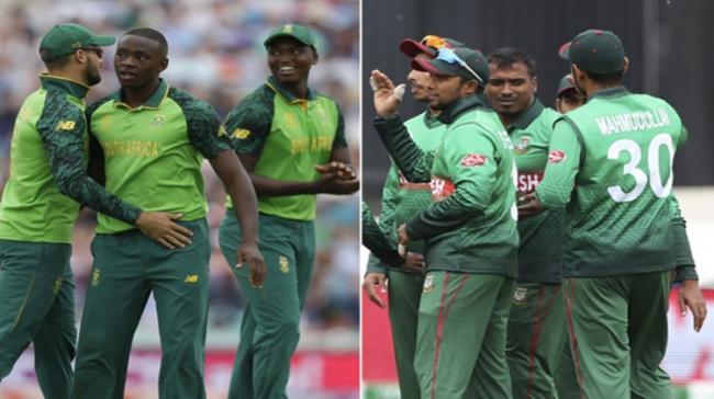 South Africa face Bangladesh in their second match at the Oval on Sunday - Sakshi Post