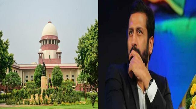 The Supreme Court directed the High Court of Telangana to admit the petition of former TV9 CEO Ravi Prakash - Sakshi Post
