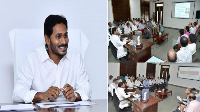 AP Chief Minister YS Jagan Mohan Reddy - Sakshi Post