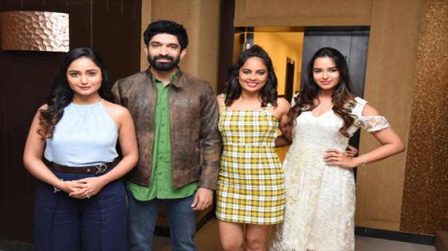 Seven', Nizar Shafi's debut film as director, is all set to hit the screens on June 6 in both Telugu and Tamil - Sakshi Post
