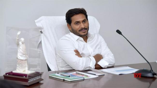 Andhra Pradesh Chief Minister YS Jagan Mohan Reddy  - Sakshi Post