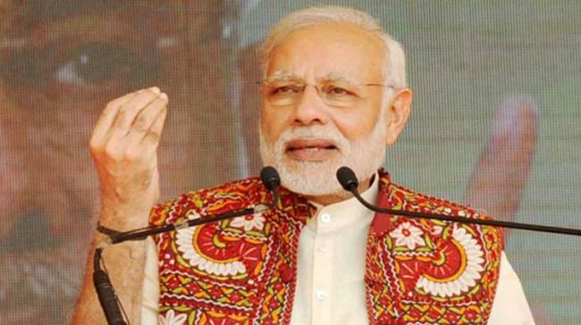 "Indian democracy has been strengthened by the sweeping mandate in the general elections, Prime Minister <a href=""https://english.sakshi.com/topic/narendra%20modi"">Narendra Modi </a>said - Sakshi Post"