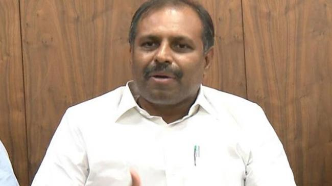 """The <a href=""""https://english.sakshi.com/topic/ysrcp"""">YSRCP</a> government Chief Whip Gadikota Srikant Reddy said that their government would conduct the Assembly sessions in complete accordance with the d - Sakshi Post"""