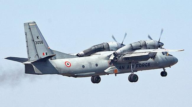 he wreckage of the AN-32 aircraft of the Indian Air Force was spotted on Tuesday 16 km north of Lipo in Arunachal Pradesh - Sakshi Post