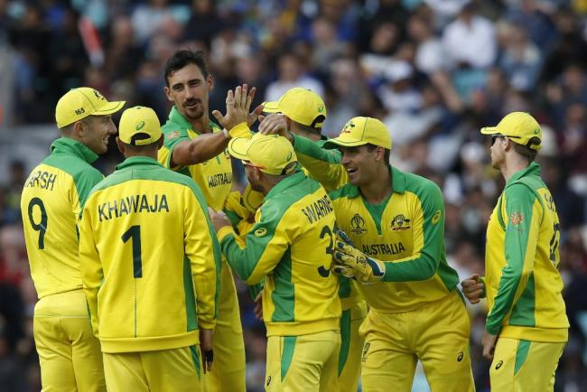 Australia Won By 87 Runs - Sakshi Post