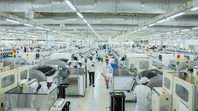 Xiaomi supplier Holitech Technology on Saturday said it has inaugurated its first component manufacturing plant in Greater Noida - Sakshi Post
