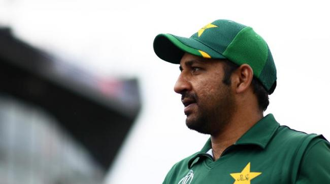Pakistan captain Sarfaraz Ahmed won the toss and opted to bowl first against India - Sakshi Post