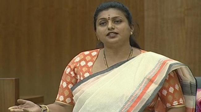 "YSRCP MLA Roja said the <a href=""https://english.sakshi.com/topic/ys%20jagan%20mohan%20reddy"">YS Jagan Mohan Reddy</a>'s government would serve as torchbearer to the cause of women empowerment and welfa - Sakshi Post"