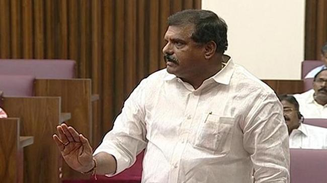 Muncipal Administration Minister Botsa Satyanarayana clarified that YSRCP had never said that it would enhance the old-age pensions to Rs 3,000 in one-go - Sakshi Post