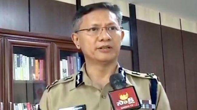 DGP Gautam Sawang clarified that they were not ture. He also dismissed the accusations that political violence had gone up in the State after elections - Sakshi Post