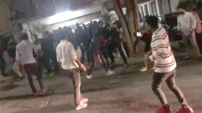 Nine youngsters were attacked in Jubilee Hills Pub - Sakshi Post