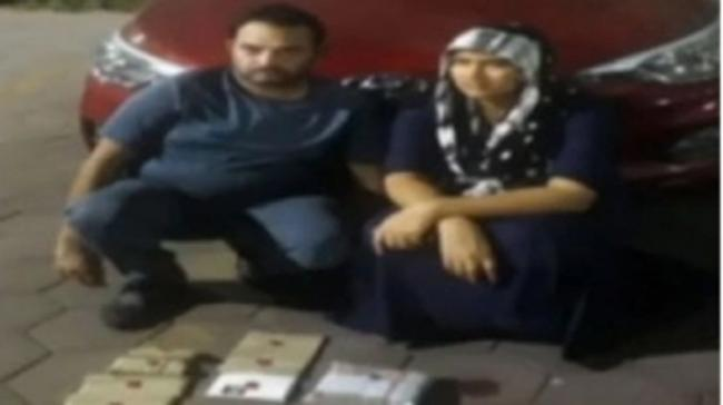 The couple were nabbed when they were trying to sell cocaine in Banjara Hills - Sakshi Post