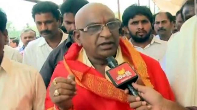 After taking charge as Tirumala Tirupathi Devasthanam(TTD) chairman, YV Subba Reddy said his task was cut out - Sakshi Post