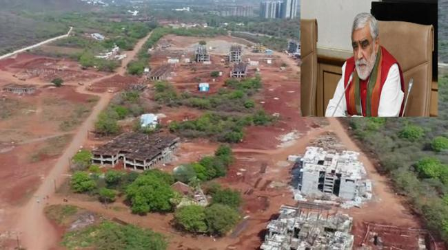 The proposed All India Institute of Medical Sciences (AIIMS) in Mangalagiri would be ready by scheduled September 2020 deadline - Sakshi Post