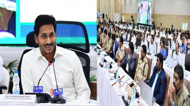"Chief Minister <a href=""https://english.sakshi.com/topic/ys%20jagan%20mohan%20reddy"">YS Jagan Mohan Reddy </a>instructed officials to make every possible effort to shutdown belt shops in the State by Octo - Sakshi Post"
