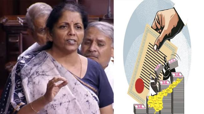 Central Finance Minister Nirmala Sitaraman - Sakshi Post