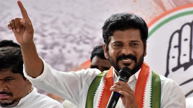 Malkajgiri MP and Telangana Congress working president Revanth Reddy filed a petition in High Court urging it to stop the demolition of Telangana Secretariat - Sakshi Post