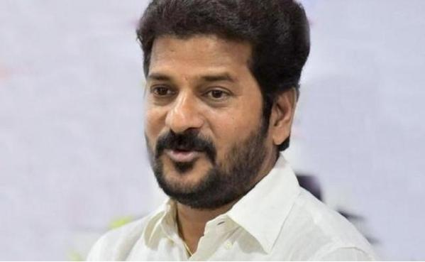 Revanth Reddy  - Sakshi Post