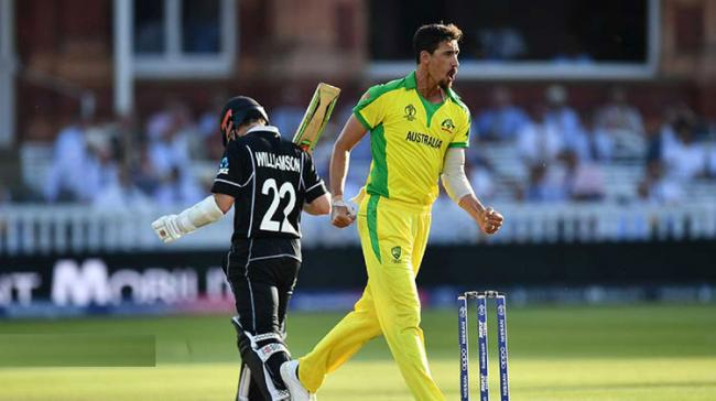 Starc Star As Australia Thump New Zealand In World Cup - Sakshi Post
