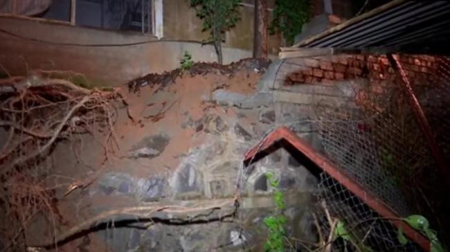 Six labourers were killed and at least two injured in the wall collapse - Sakshi Post