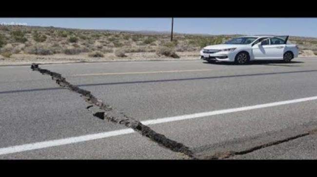 7.1 Magnitude Quake Hits Southern California - Sakshi Post