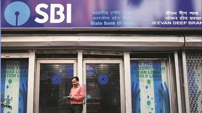SBI Waives Charges On Online Transactions - Sakshi Post