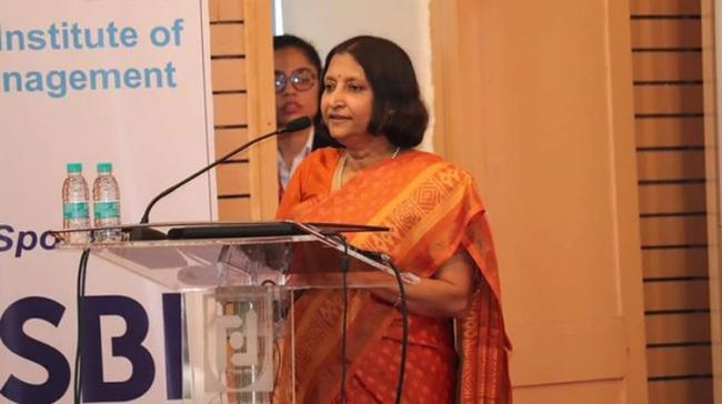 Anshula Kant, managing director of the State Bank Of India, has been appointed as managing director and chief financial officer of the World Bank - Sakshi Post