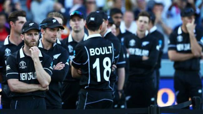 Kane Williamson Can't Believe NZ Exit From WC Is About Boundary Countback Rule - Sakshi Post