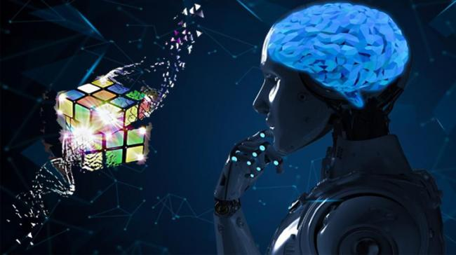 Rubiks Cube and Artificial Intelligence - Sakshi Post