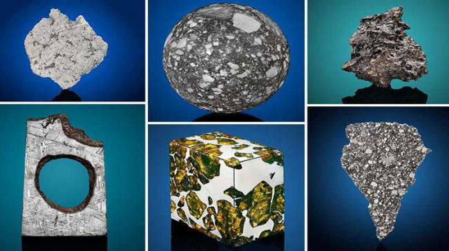 Christie's: The Moon And Beyond: Meteorites From The Stifler Collections - Sakshi Post