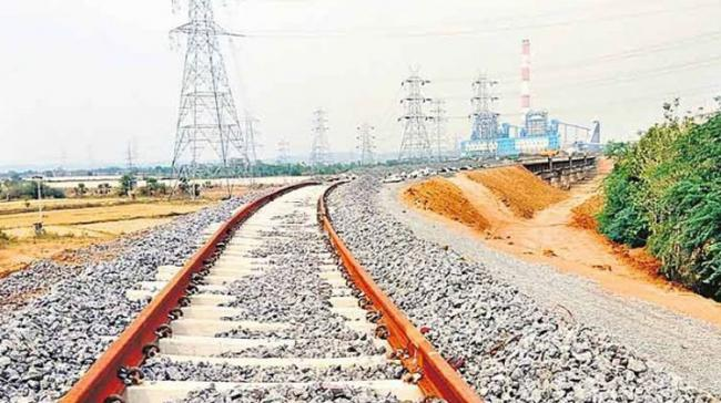 SCR Asked To Construct Double Line For Coal Supply To Damacharla Plant - Sakshi Post