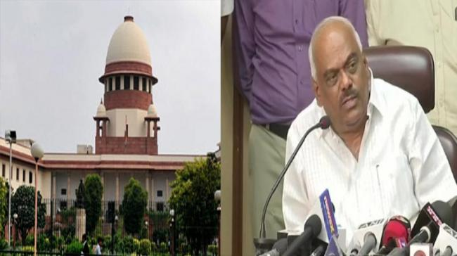 The Supreme Court on Tuesday asked the Karnataka Speaker what stopped him from deciding on whether to accept - Sakshi Post