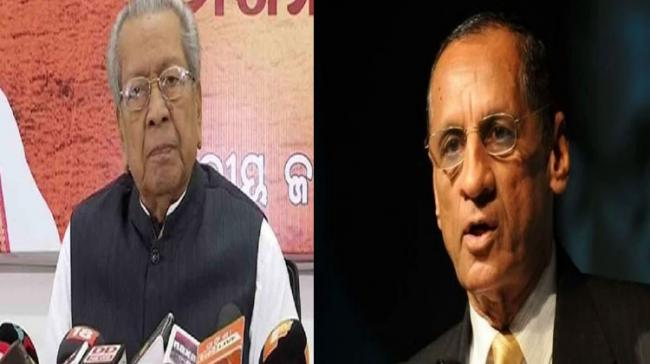 ESL Narasimhan Congratulates New AP Governor Biswa Bhusan Harichandan - Sakshi Post