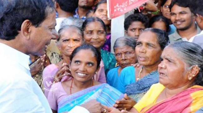 Social Security Pension Doubled In Telangana - Sakshi Post