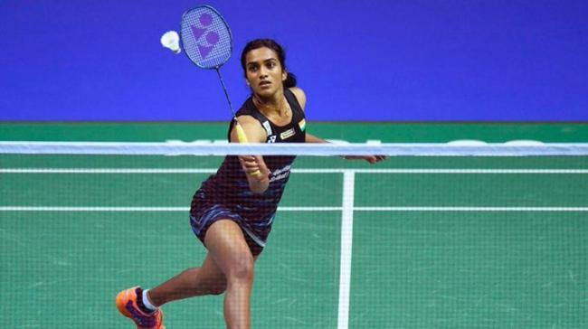 Olympic silver medallist P V Sindhu enjoyed one of her finest hours of the season as she entered the finals of the Indonesia Open BWF Tour Super 1000 - Sakshi Post