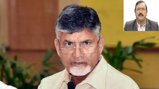 Frustrated Chandrababu Fails As An Opposition Leader - Sakshi Post