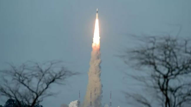 India's 'Bahubali' Rocket Lifts Off With Chandrayaan-2 - Sakshi Post