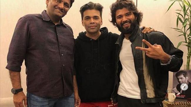 Dear Comrade In Hindi: Find Out Who's Playing The Lead - Sakshi Post