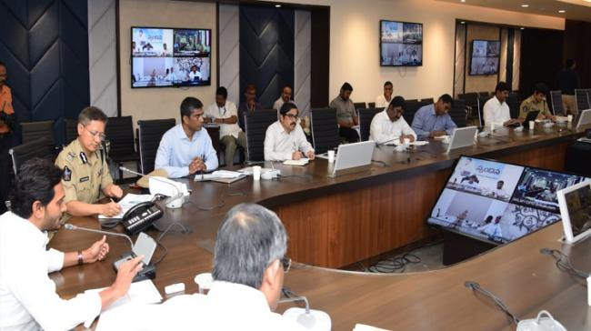 Describing it as a revolutionary way forward, Chief Minister YS Jagan Mohan Reddy said henceforth ration cards would be handled and distributed by Village Secretariats - Sakshi Post