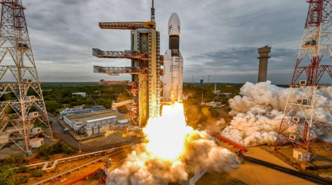 ISRO's Bahubali Project Chandrayaan-2 On Track! - Sakshi Post