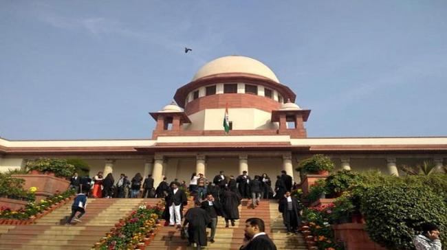 SC Collegium Recommends 20 Names For Appointment As Judges Of HCs - Sakshi Post