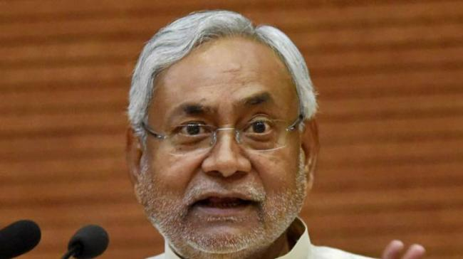 Nitish Kumar - Sakshi Post