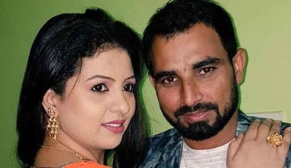 Mohammed Shami's US visa gets rejected due to his existing police record on charges of domestic violence and adultery with estranged wife Hasin Jahan. - Sakshi Post