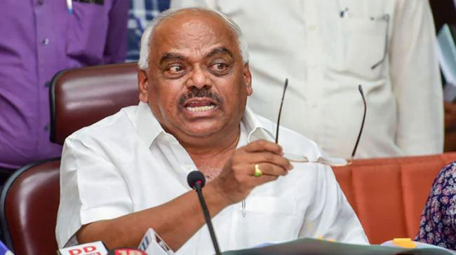 Karnataka Assembly, Speaker K.R. Ramesh Kumar on Sunday disqualified 14 rebel legislators of the Congress and Janata Dal-Secular (JD-S) for defying their parties whip to attend the House on July 23 - Sakshi Post