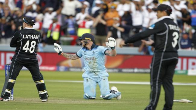 Never Asked Umpires To Cancel Four Overthrows: Stokes - Sakshi Post
