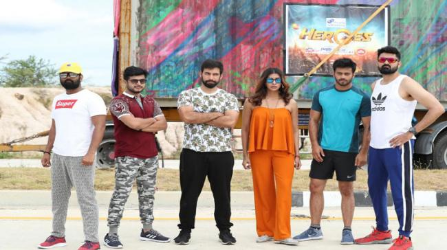 Zee Heroes In The Wilderness Of Thailand, Premieres On August 4 - Sakshi Post